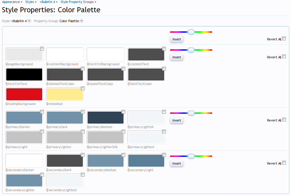 vBulletin 4 Color Palette.png